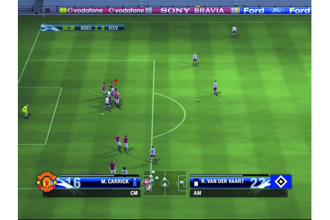 computer games : UEFA Champions League 2006 2007