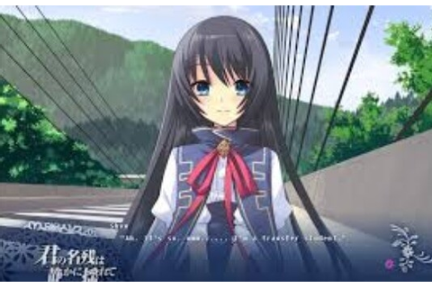 Kimi no Nagori wa Shizuka ni Yurete Free Download Full PC ...