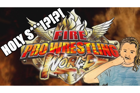 NEW FIRE PRO WRESTLING GAME ANNOUNCEMENT! - FIRE PRO ...