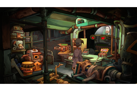 Chaos on Deponia – Review – Wolf's Gaming Blog