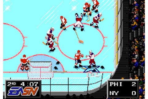 NHL '94: The Greatest Hockey Game of All Time
