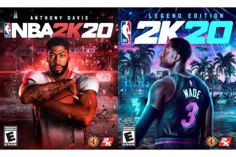 NBA 2K20 confirmed for Switch, launches September 6 ...