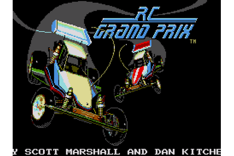 R.C. Grand Prix Download Game | GameFabrique