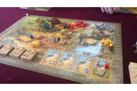 Stone Age Review (The Board Game) – Everyone Wants Tools ...