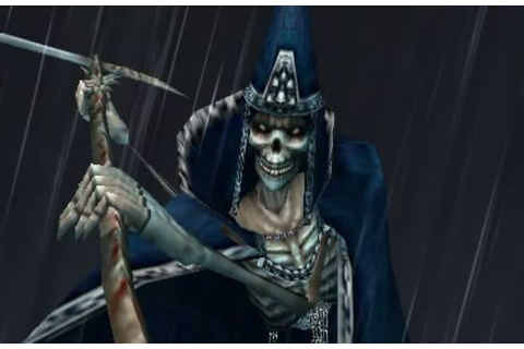 Death - The 25 Most Feared Gods in Video Games | Complex