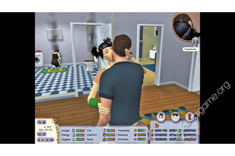The gameplay is similar to that of the The Sims in that the player is ...