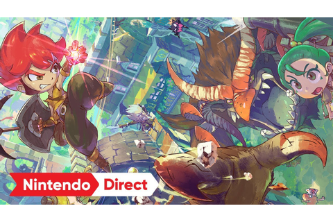 Game Freak's TOWN is coming in 2019 - Nintendo Switch News ...