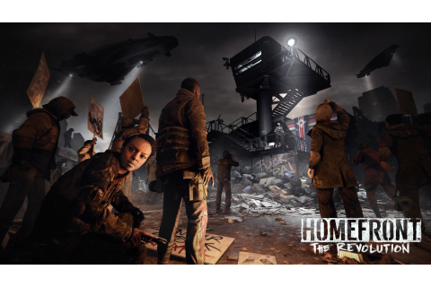 Homefront: The Revolution Full HD Wallpaper and Background ...