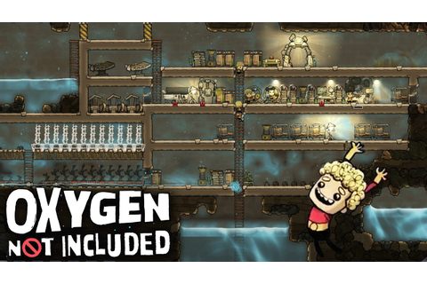 Oxygen Not Included THE BEST BASE! Let's Play Oxygen Not ...
