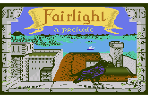 "On the 25th, Santa Claus brought us ""Fairlight"" by Edge ..."