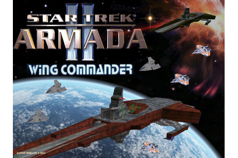 Star Trek Armada 2 - Wing Commander mod - Mod DB