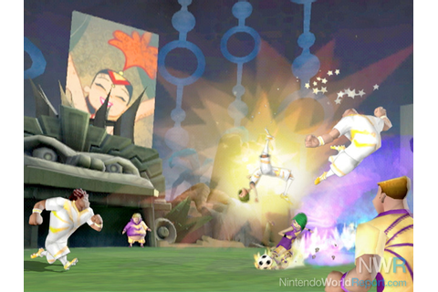 Academy of Champions: Soccer - Game - Nintendo World Report