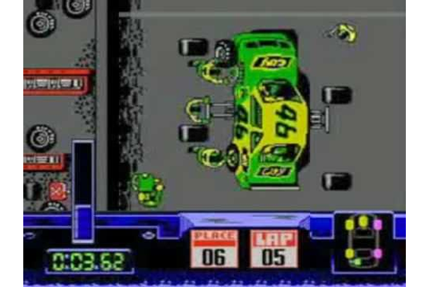 UrinatingTree - Days of Thunder (NES) Review - YouTube