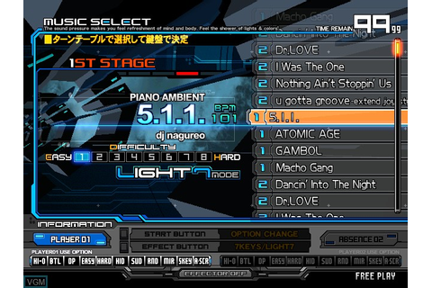 Beatmania IIDX 10th Style for Konami Bemani PC Type - The ...