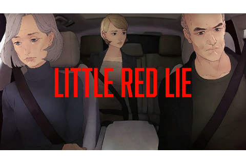 Little Red Lie Available Now For PS Vita & PS4 | Handheld ...