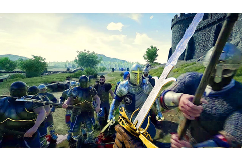 Mordhau Is The Medieval Combat Game You've Been Waiting ...