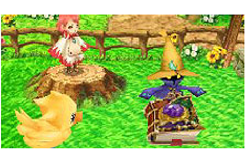 Final Fantasy Fables: Chocobo Tales Art & Characters ...