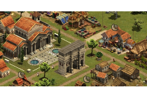 Forge Of Empires | Rock, Paper, Shotgun - PC Game Reviews ...