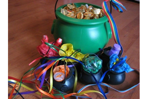 Leprechaun Games (Collection of Creative Ideas & Free ...
