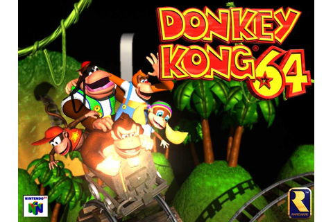 Post Game Wrap-up: Donkey Kong 64 | Just Another Video ...