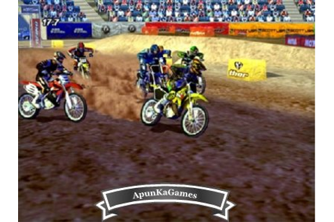 MTX Mototrax PC Game - Free Download Full Version