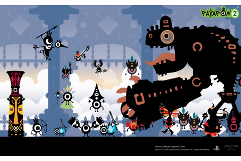 Patapon 2 ISO for PPSSPP Download