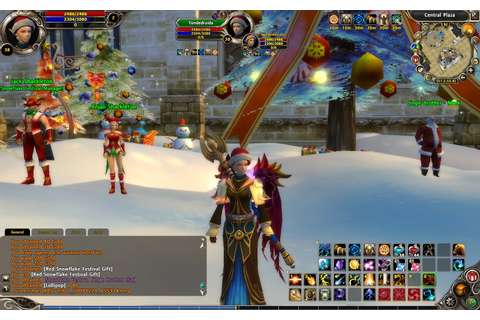 Free alternative games: Free World of Warcraft (WoW ...