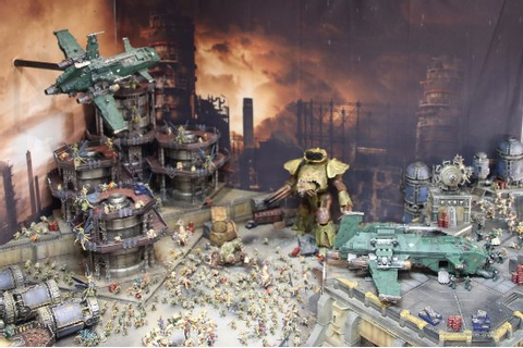 Games Workshop Warhammer World (Nottingham) : 2019 Ce qu ...