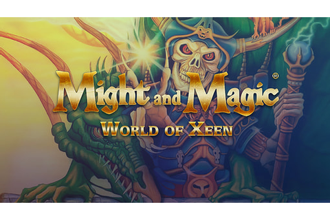 Might and Magic 4-5 - World of Xeen - GOG Database Beta