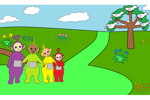 Magic Tree - Teletubbies Wiki