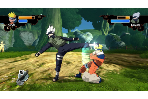 Naruto: Rise of a Ninja Screenshots for Xbox 360 - MobyGames