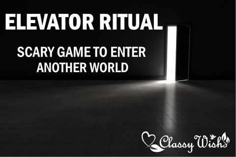 Elevator Ritual: How to Play & Scary Real Life Experiences ...
