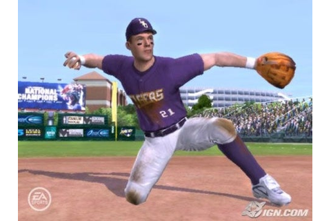 MVP 06 NCAA Baseball - IGN