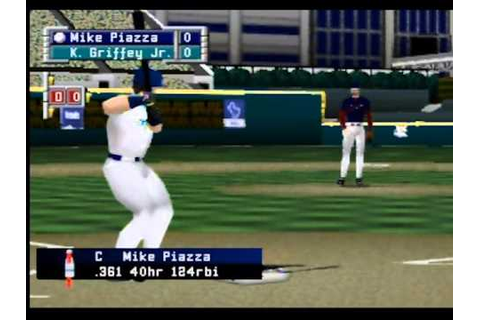 Mike Piazza's Strike Zone - Home Run Derby - YouTube
