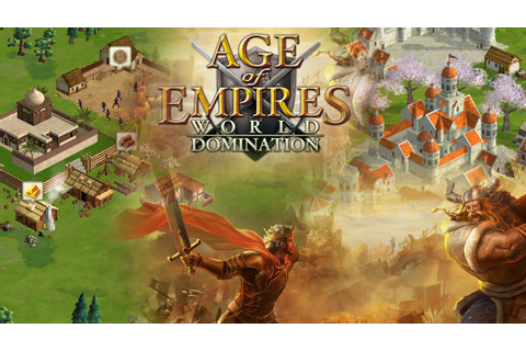 Age of Empires: World Domination Android Gameplay - YouTube