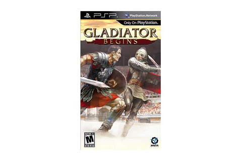 Gladiator Begins PSP Game AKSYS GAMES - Newegg.com