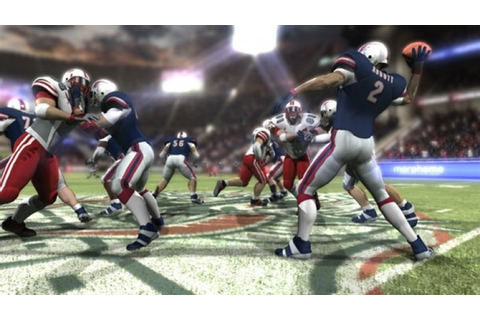 505 Games Backs NaturalMotion's Backbreaker - Game Informer