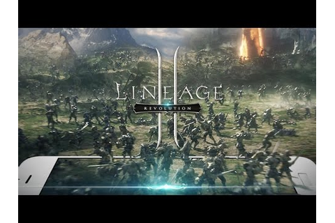 Lineage II: Revolution (KR) - Game introduction trailer ...