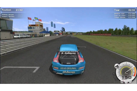STCC The Game - Gameplay - Tracks Overview - YouTube