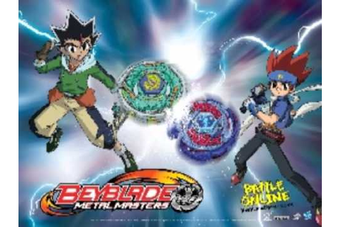 beyblade metal fusion-musica game changer - YouTube