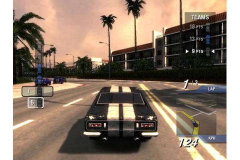 Ford Street Racing Free Game | GameDush