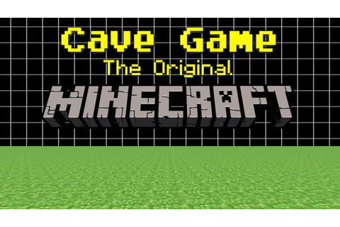 Cave Game: The Original Minecraft - Gameplay and info ...