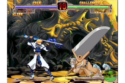 Download Guilty Gear X2 Reload PC Download Free PC Game