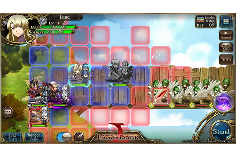 Langrisser Mobile - New strategy mobile game launches in ...