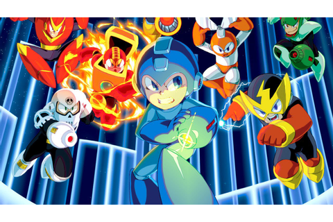 Top 10 Mega Man Games - YouTube