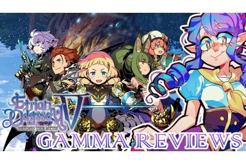 Etrian Odyssey V Beyond the Myth Review (3DS) | Gamma ...