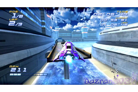 F-ZERO On Wii? FAST Racing League First Impressions (w ...