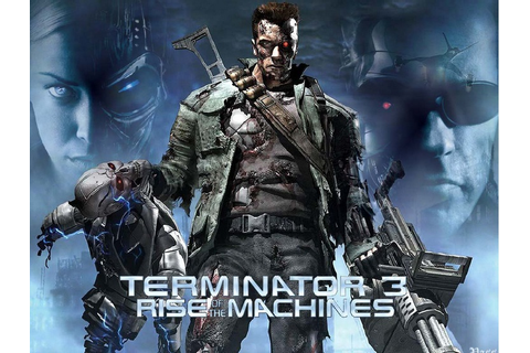 Terminator 3 Rise Of The Machines PC Game Free Download ...