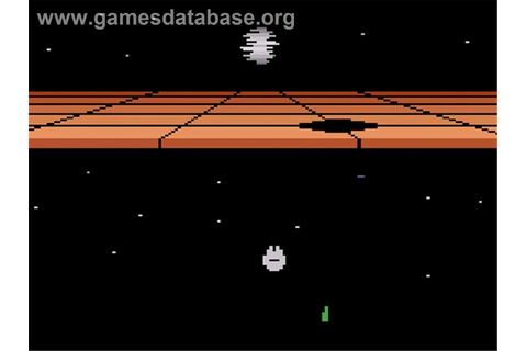 Star Wars: Return of the Jedi - Death Star Battle - Atari ...