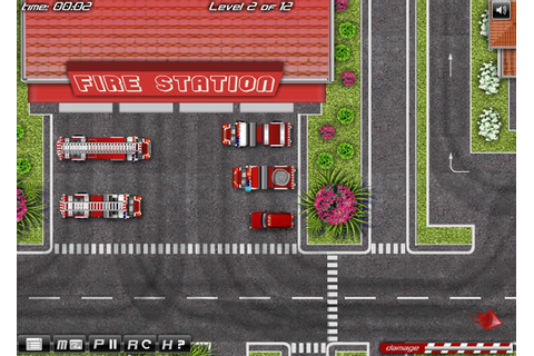 Fire Trucks Driver - Simulation games, Action games ...